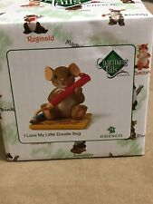 Charming Tails 'I Love My Little Doodle Bug' Adorable #4043865 New In Box