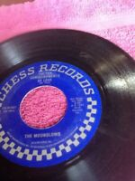 Moonglows Sincerely/Ten Commandments Of Love REISSUE 1984 45
