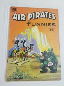 Air Pirates Funnies #2 First Edition Hell Comics 1971