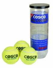 Cosco All Court Tennis Ball light weight Pack of 3
