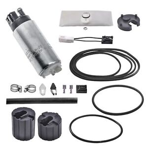 Walbro Fuel Pump GSS239 100LPH 21GPH 45PSI 250 HP High Pressure & complete KIT