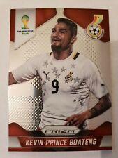 Panini Prizm FIFA World Cup 2014 Kevin- Prince Boateng Ghana