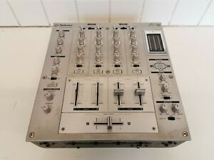 Technics SH-MZ1200 Professional DJ 4-channel Mixer Silver