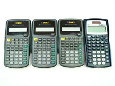 Texas Instruments Ti-30Xa (3) - Ti-30Xiis (1) Scientific Calculator - Lot Of 4
