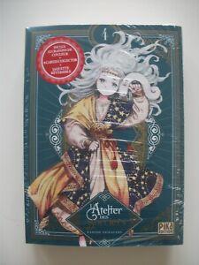 Edition Limitée Collector Tome 4 « L'Atelier des sorciers » Kamomé SHIRAHAMA