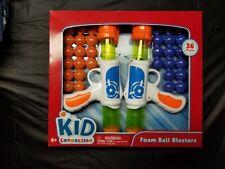Foam Ball Blasters (2pk, 36pc) - Kid Connection