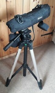 Opticron Classic IF-2 MT 75mm Scope, Fitted Waterproof Case and Velbon Tripod
