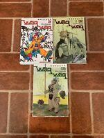 Waqwaq Volumes 1-3 Ryu Fujisaki English Manga Viz FREE SHIPPING