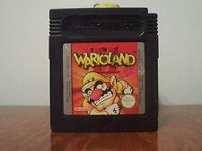 Wario Land 2 II Game Boy warioland gameboy Nintendo THE GAME SAVES EUR 8209