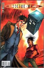 Complete Doctor Who 1 2 3 4 5 6 First 1st Printings VF/NM IDW Agent Provocateur