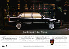 ROVER 216 VITESSE RETRO A3 POSTER PRINT FROM 80's ADVERT