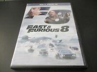 "DVD ""FAST & AND FURIOUS 8"" Vin DIESEL, Dwayne JOHNSON, Jason STATHAM"