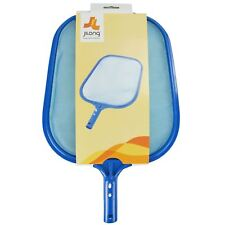 More details for swimming pool cleaning mesh flat leaf skimmer tool hot tub water koi pond net