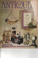 ART & ANTIQUES WEEKLY (15 December 1973) WINDSOR CHAIRS - CHATSWORTH OLD MASTERS