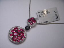 Diamond Handmade Ruby Fine Jewellery