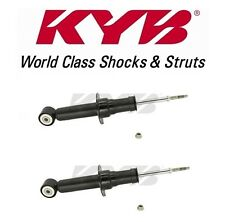 Set of 2 Ford Thunderbird Lincoln LS 02-06 Rear Shock Absorber KYB Excel-G 34165