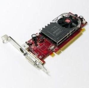 DUAL DELL FM351 ATI-102-B27602 (B) RADEON HD 2400 XT 256MB PCIE & DVI SPLITTER