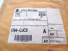 1PC AB PLC Cold Junction Compensation Kit 1794-CJC2 ( 1794CJC2 ) New In Box !