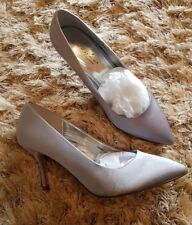 Ladies size 7 Lunar Elegance silver brand new shoes. Boxed. Stylish & smart