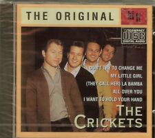 THE CRICKETS - THE ORIGINAL - CD - NEW