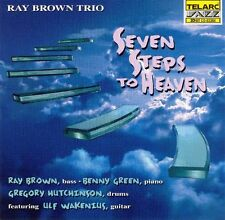 Seven Steps To Heaven - Ray/trio Brown Compact Disc