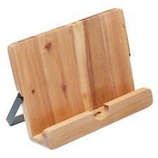 Libro De Cocina KitchenCraft natural Elements Acacia de madera/Soporte De Tableta
