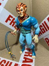 Vintage Thundercats Complete Tygra Action Figure - 100% Original - Working Arm