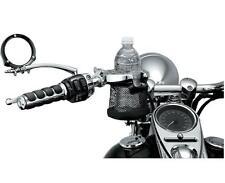 Universal Drink Holder Basket Style for 1 1/4in. Bike Motorcycle Handlebar