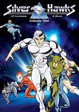 SILVERHAWKS VOLUME 2 New Sealed 4 DVD Set Warner Archive ThunderCats