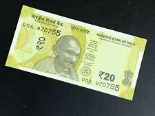 R Inset Vintage India 500 Rupees Banknote Gandhi P-99 Reddy Singnature 2008