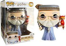 Harry Potter - Pop! - Dumbledore & Fawkes 25 cm n°110 - Funko