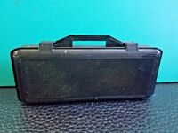 RC 1/10 Scale Black Large Long Pelican Brief Case Luggage Accessory Rock Crawler