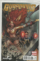 Guardians of the Galaxy #5 Hastings Variant Marvel Comics NM