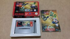Earth Worm Jim 2 SNES (Super Nintendo) versión europea PAL