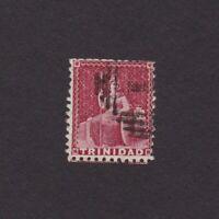 TRINIDAD 1863, Sc# 39, CV $29, Unwmk, Perf 11.5, 'Britannia', Used