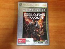 Xbox 360 Game - Gears of War  - With Instructions