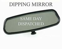 Dipping Replacement Broken Interior Rear View Mirror Stick On For Lexus