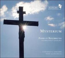 MYSTERIUM PASSIO ET RESURRECTION (NEW CD)