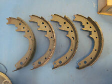 New brake shoe set 1965-1972 Ford Convertible and Station wagons Mercury Truck