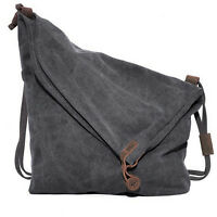 Women's Bags Purse Shoulder Canvas Handbag Tote Messenger Satchel Crossbody Bag