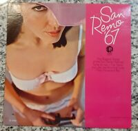 San Remo '67 - 1967 Vinyl LP - Sexy Retro Cheesecake Cover - MGM Records E-4461