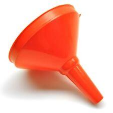 Trichter 200 mm breiten Mund Gießen festem Auslauf Öl Kraftstoff Benzin Wasser