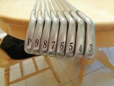 Right hand set of Titleist 735.CM irons 3-pw