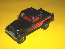 # VINTAGE HOTWHEELS BLACKWALL JEEP PICKUP TRUCK MADE IN INDIA