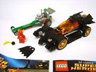 LEGO 76012 Super Heroes BATMAN: THE RIDDLER CHASE * 100% COMPLETE w INS VG COND