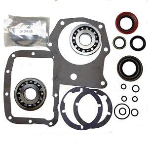 Manual Trans Bearing and Seal Overhaul Kit-MY6 USA Standard Gear ZMBK130