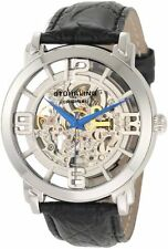 Stuhrling Men's 165B 331554 Winchester Grand Automatic Skeleton Dial Watch
