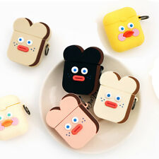 Brunch Brother Original Toast Duck Air pod Silicone Case Protective Cover Skin