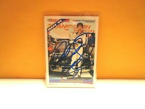 DALE EARNHARDT SR 1994 MAXX SIGNED AUTOGRAPHED CARD