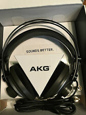AKG by Harman K142 HD Studio High-Definition Semi-Open Headphones